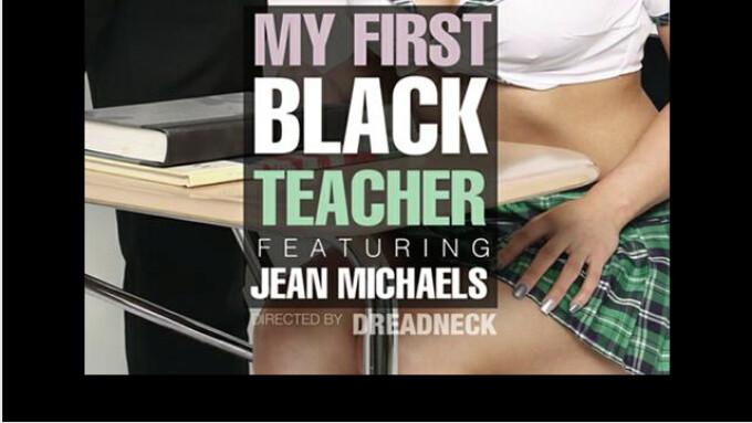 Elegant Angel Presents 'My First Black Teacher'
