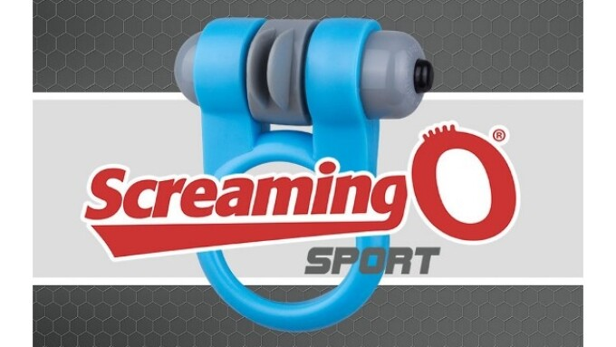 Screaming O Debuts Sport Vibrating Ring