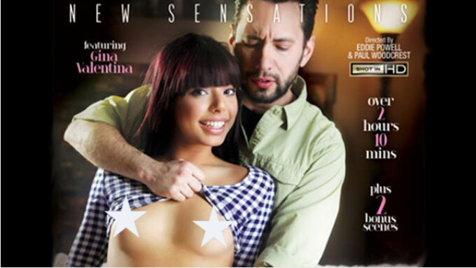 New Sensations Releases 'The Cute Little Babysitter 6'