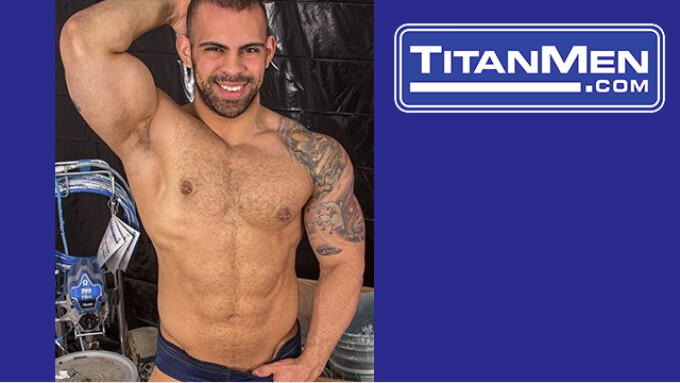 TitanMen Signs Lorenzo Flexx as Newest Exclusive