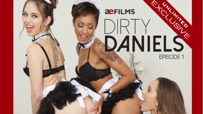 Adult Empire Unlimited Now Streaming 'Dirty Daniels' Scenes