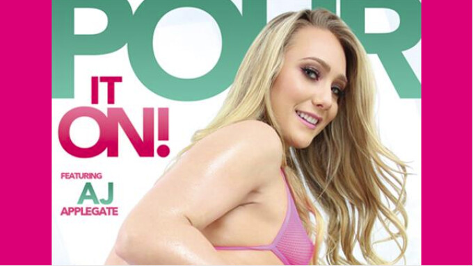 ArchAngel Streets 'Pour It On,' Featuring AJ Applegate