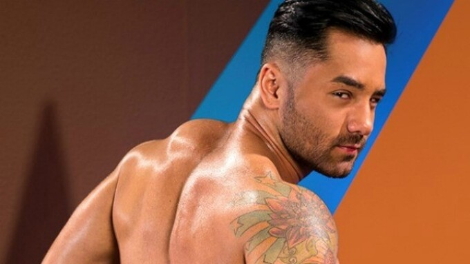 Raging Stallion to Debut 1st Scene From 'The Thirst Is Real'