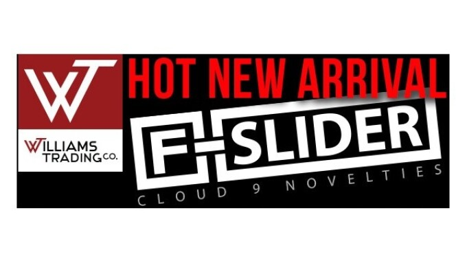 Cloud 9 Novelties Adds F-Slider Pro