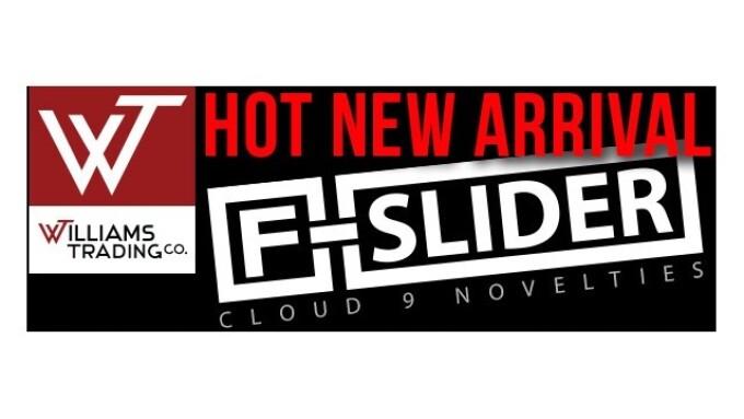 Cloud 9 Novelties Adds F-Slider Pro