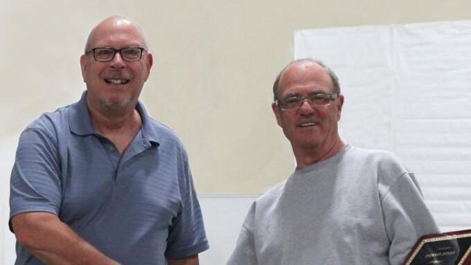 Senior Buyer Dennis Jones Celebrates 40 Years at Eldorado