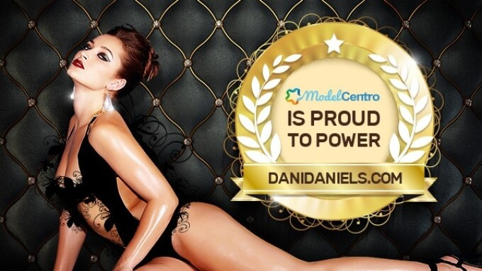 ModelCentro Announces Launch of DaniDaniels.com