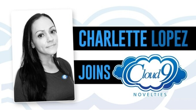 Cloud 9 Novelties Boosts Sales Force With Charlette (Char) Lopez