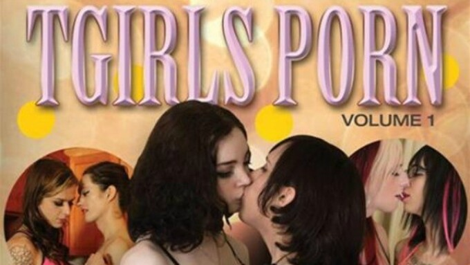 Grooby's 'TGirls Porn: Volume 1' DVD Is Released