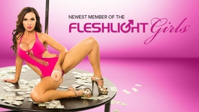 Nikki Benz Is Newest Fleshlight Girl