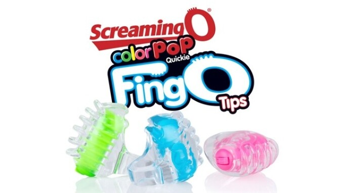 Screaming O Introduces ColorPoP FingO Tips