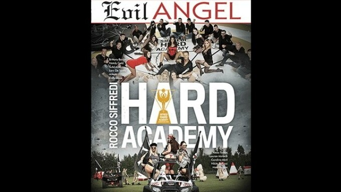 Evil Angel's 'Rocco Siffredi Hard Academy' Puts Viewers in Boot Camp