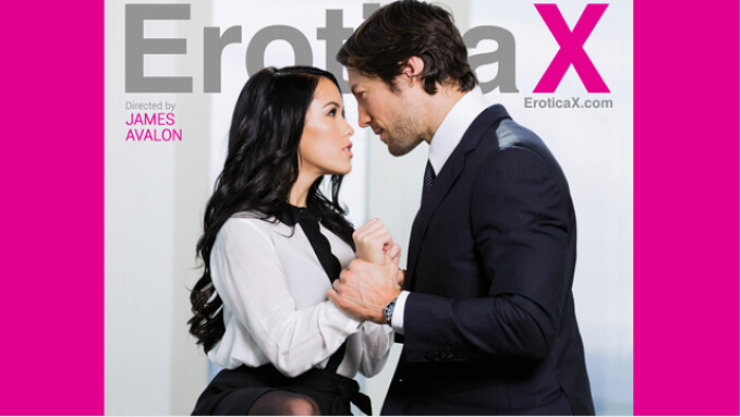 New Erotica X Series Inspires Couples to 'Fantasy Roleplay'