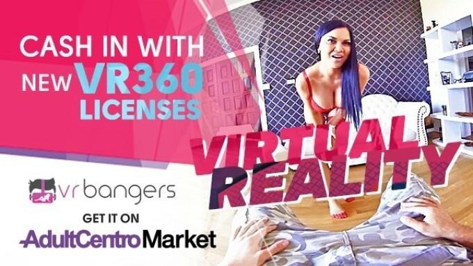 AdultCentro Market Now Serving VR Content