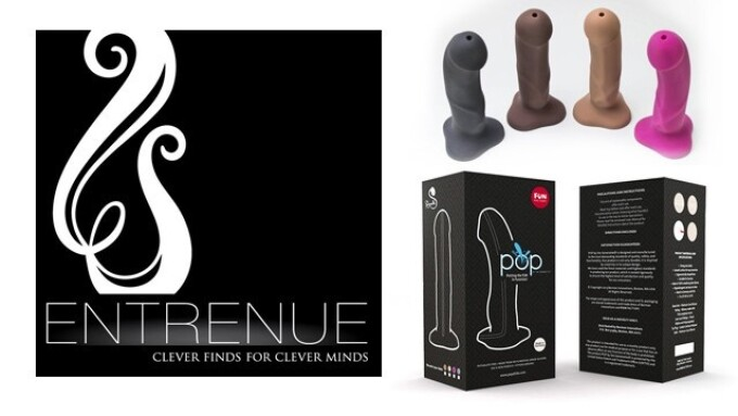 POPDildo, Entrenue Ink Distribution Deal