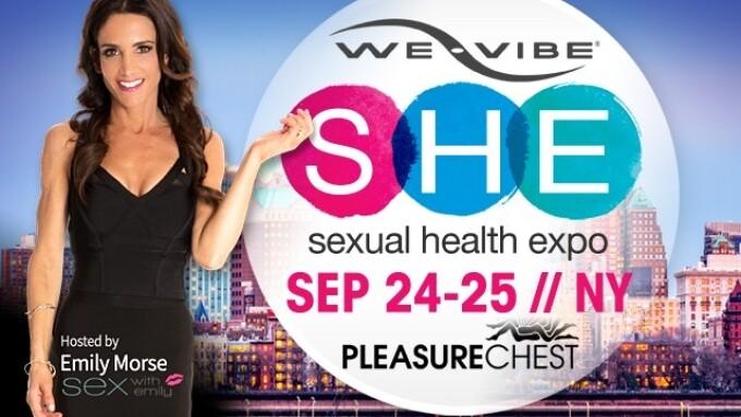 SHE NY: We-Vibe, Pleasure Chest Team to Educate Masses