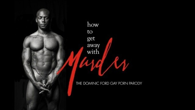 DominicFord Wraps 'How to Get Away With Murder' Parody