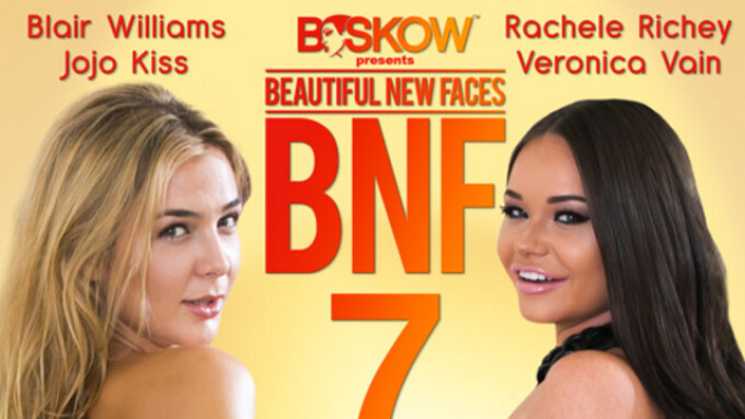Skow for Girlfriends Films Offers 'Beautiful New Faces 7'