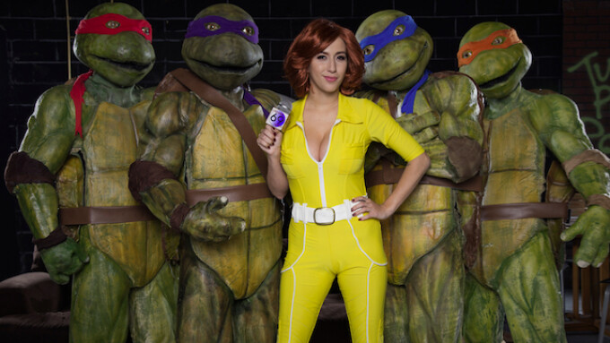 Video: WoodRocket Presents 'Ten Inch Mutant Ninja Turtles'