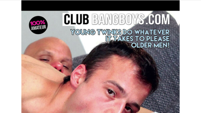 Pure Play, ClubBangBoys.com Release 'Boys Do Men 2'