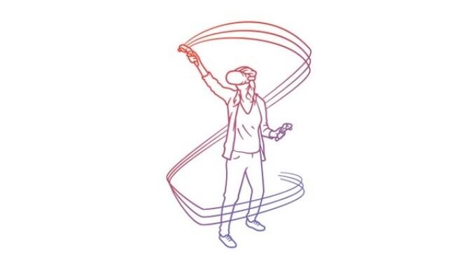 Video: Tilt Brush Targets VR Artists