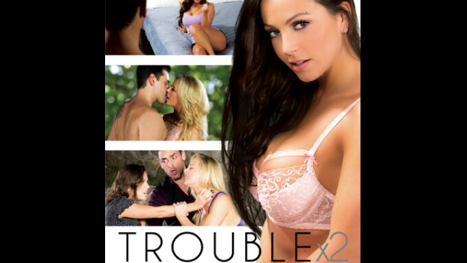 Wicked Streets Stormy Daniels' 'Trouble x2'