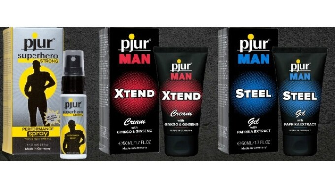pjur Launches 3 New Products
