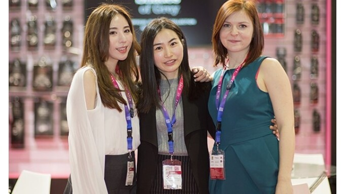 Lovehoney Reports Success at China Adult Care Expo