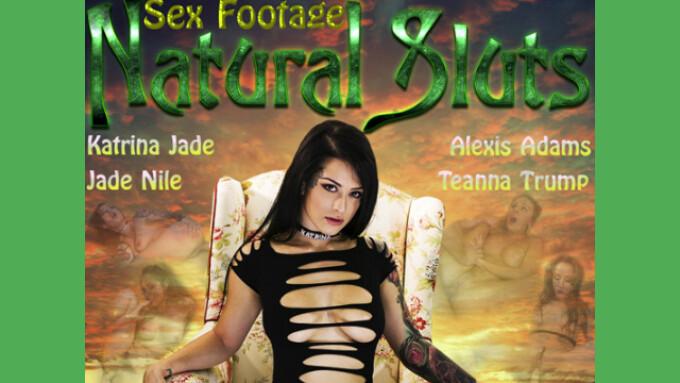 Girlfriends Films Debuts B. Skow's 'Sex Footage — Natural Sluts'