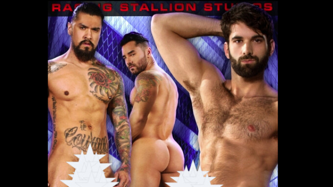 Falcon, Raging Stallion Street 'Drive Shaft'