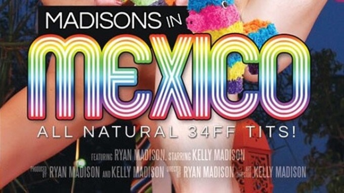 'Madisons in Mexico' Ships Today from Kelly Madison Media