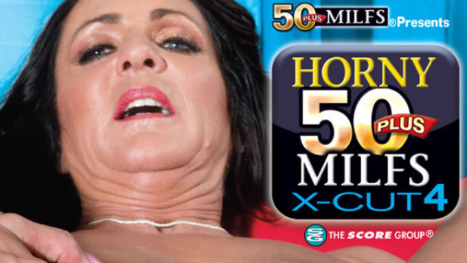 Pure Play Streets Score's 'Horny 50 Plus MILFs X-Cut 4'