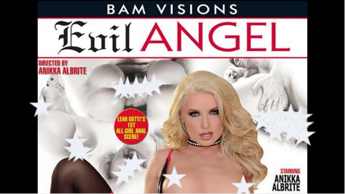 Evil Angel Debuts Anikka Albrite's 'Fuck-It List'