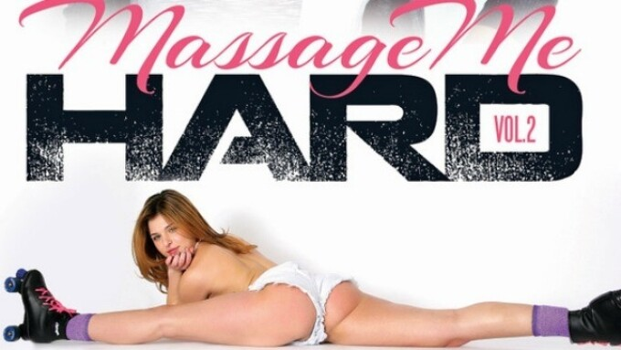 Kelly Madison Media's 'Massage Me Hard #2' Ships