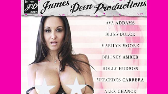 James Deen Streets 'Big Tit Teases 2'