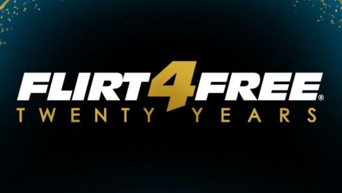 Flirt4Free Celebrates 20-Year Anniversary