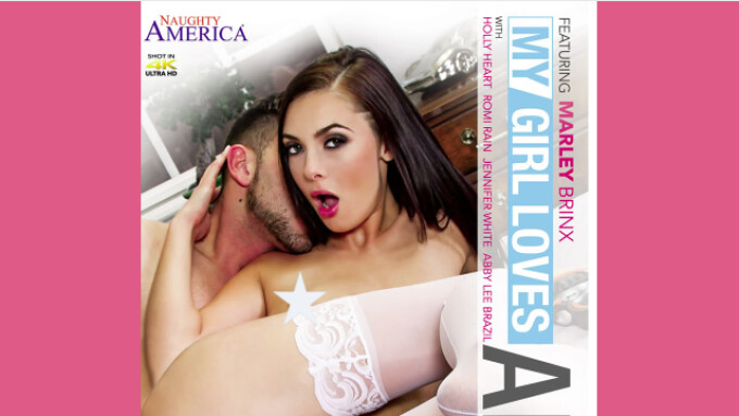 Pure Play, Naughty America Offer 'My Girl Loves Anal Vol. 5'