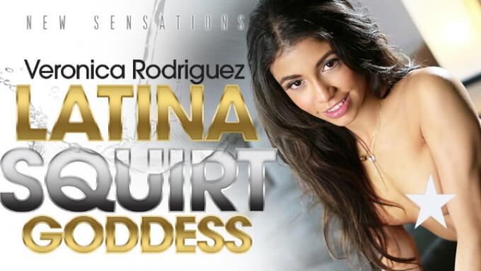 New Sensations Debuts Veronica Rodriguez Showcase