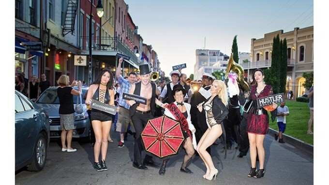 Coquette, Hustler Hollywood Team Up for New Orleans Parade