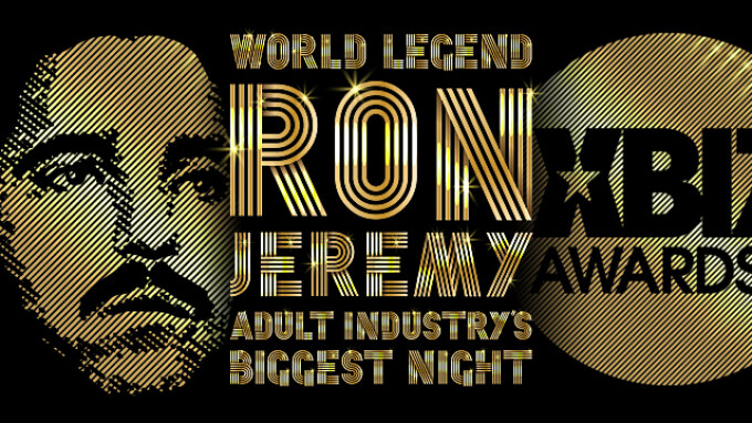 Ron Jeremy Named Host of 2017 XBIZ Awards