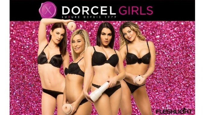 Fleshlight Launches Dorcel Girls