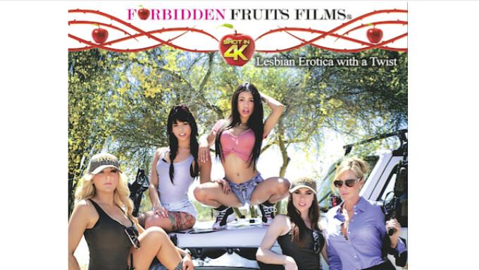 Jodi West, Forbidden Fruits Street 'Lesbian Border Crossings'