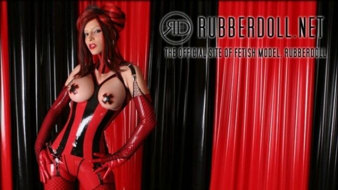 Rubberdoll Joins Vicky Vette's VNALive.com Network