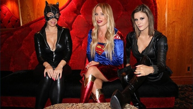 Nevada Brothels Go Niche With Superhero Sex Role Play