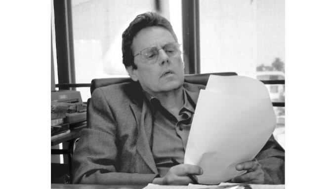 Hustler Editorial Director Bruce David Passes Away