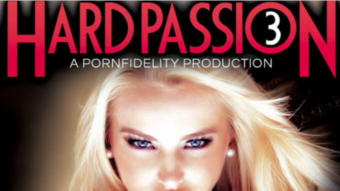 Kelly Madison to Ship 'Hard Passion 3' on June 27