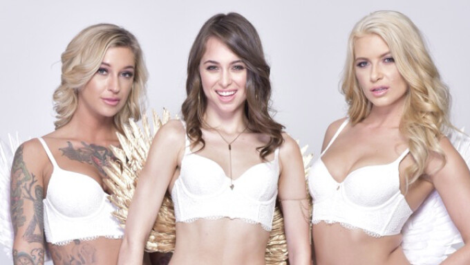 Elegant Angel Unveils 5 New Titles
