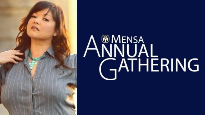 Shibari Tapped for Adult Track at Mensa Gathering