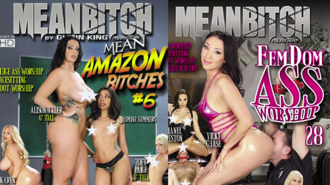 Exquisite, MeanBitch Unveil Dominant New Titles
