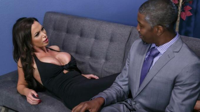 Brazzers Unveils Ivanka Drumpf, Dr. Ben Carter Sex Scene